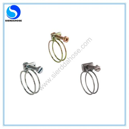 8.4.27 double wires hose clamp_1