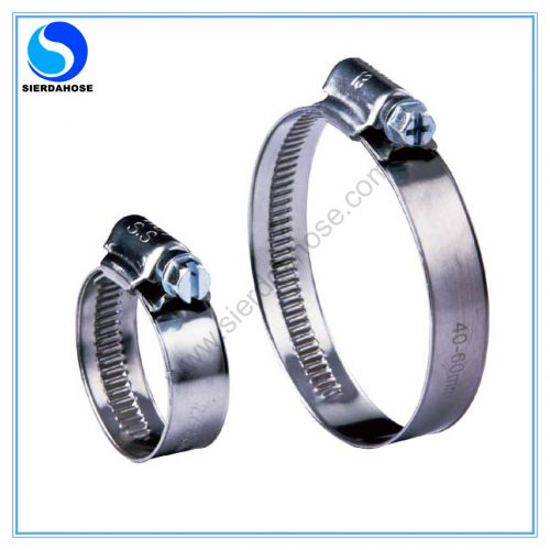 8.4.8 Italy Type Hose Clamp-1